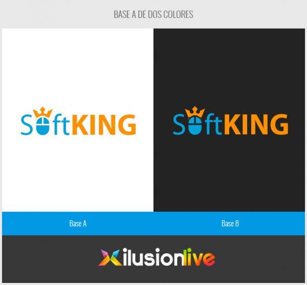 Logotipo SoftKing