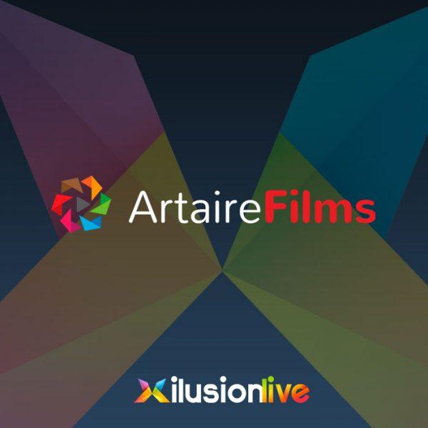 Diseño Web Artaire Films