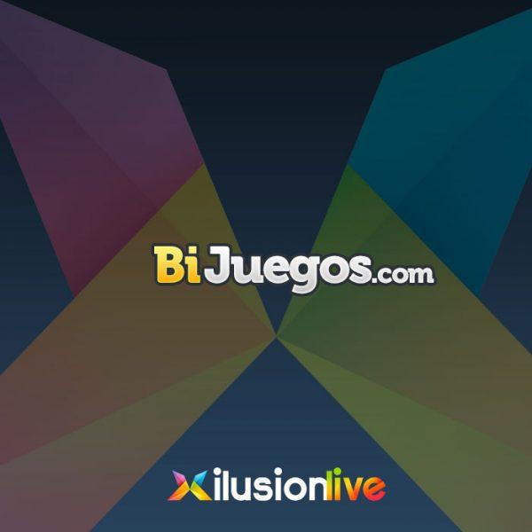 Diseño Web Bi Juegos