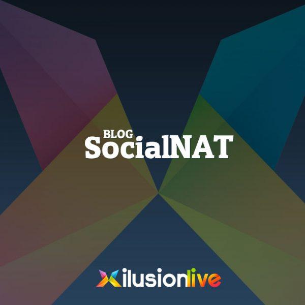 Diseño Web Blog Socialnat