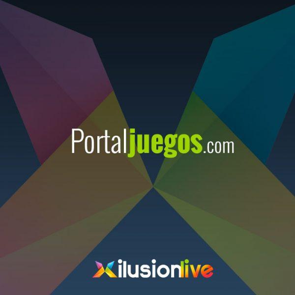 Diseño Web Portal Juegos