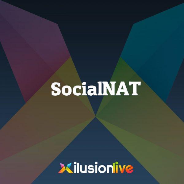 Diseño Web SocialNat