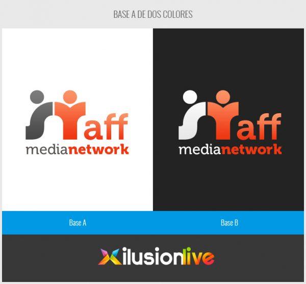 Logotipo Staff Media Network